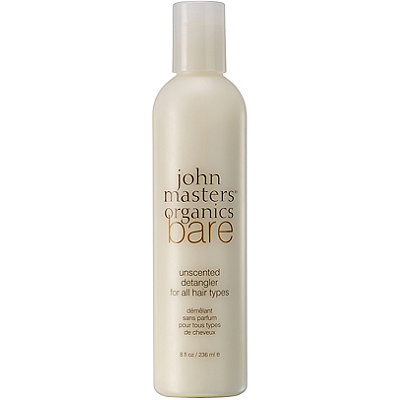 John Masters Organics Bare Unscented Detangler For All Hair Types