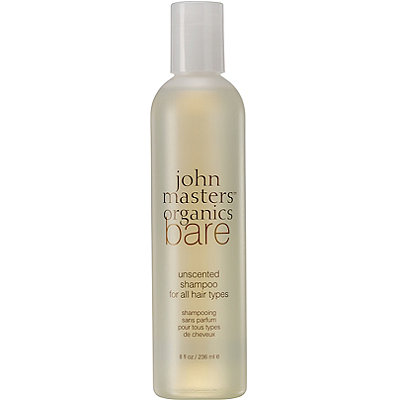 John Masters Organics Bare Unscented Shampoo For All Hair Types
