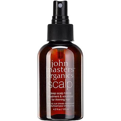 John Masters OrganicsDeep Scalp Follicle Treatment %26 Volumizer
