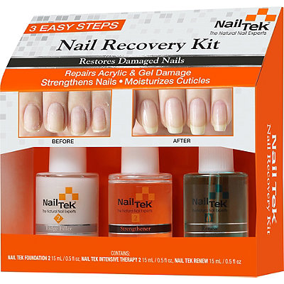 Nail TekNail Recovery Kit