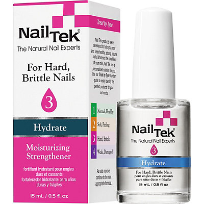Nail Tek Moisturizing Strengthener 3