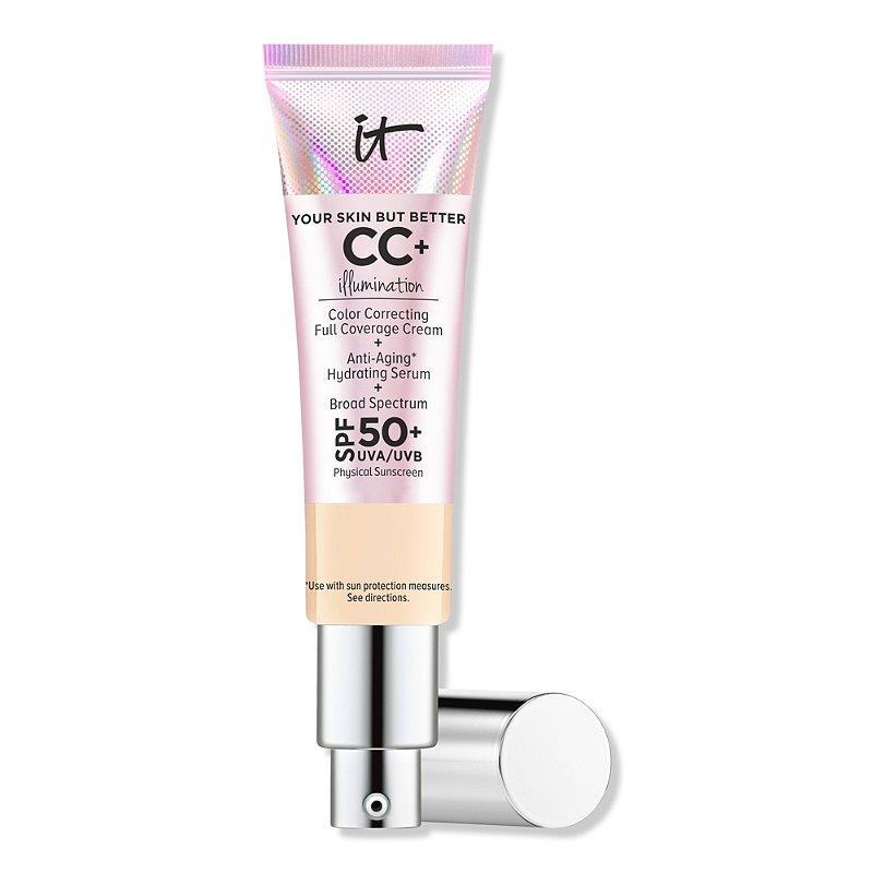 It Cosmetics Cc Cream Illumination Spf