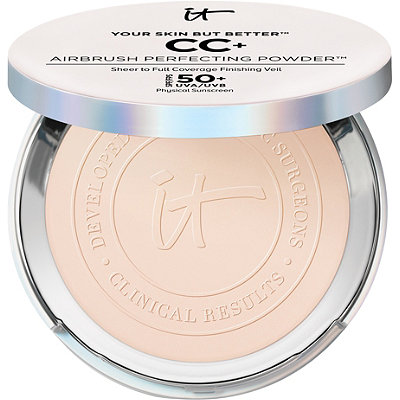 Your Skin But Better CC+ Airbrush Perfecting Powder SPF50+