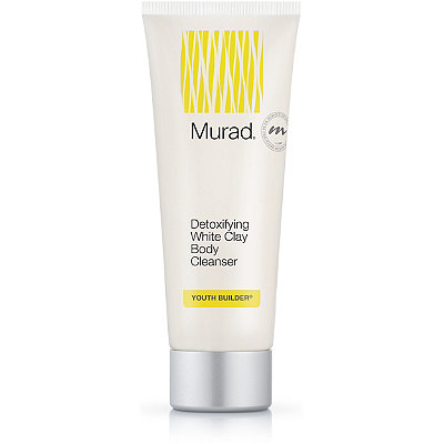 Murad Online Only Youth Builder Detoxifying White Clay Body Cleanser