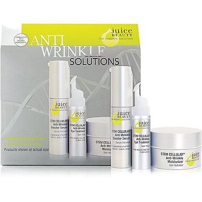 Juice BeautySTEM CELLULAR Anti-Wrinkle Solutions Kit