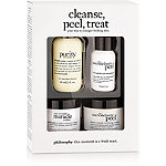 PhilosophyCleanse, Peel, Treat Trial Kit