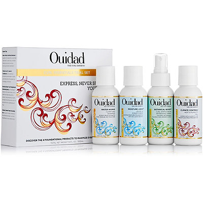 Ouidad Curl Essentials Trial Kit