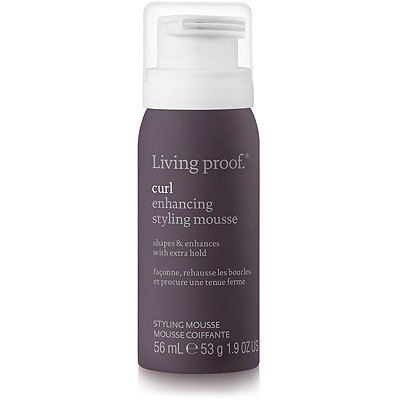 Living Proof Travel Size Curl Enhancing Styling Mousse
