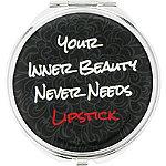 Upper CanadaDanielle Mirror Lipstick Compact (2x/1x)