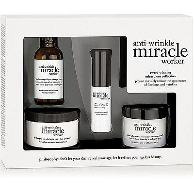 PhilosophyAnti-Wrinkle Miracle Worker Kit