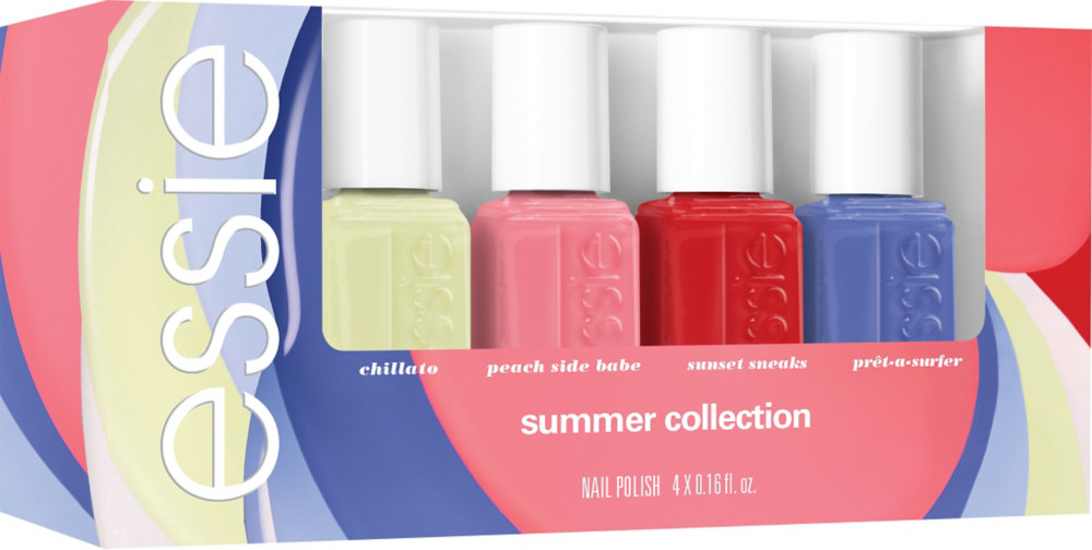 Nail Polish Essie Set
