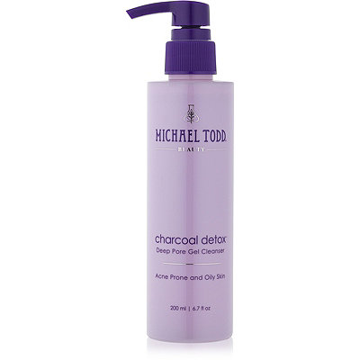 Michael Todd Beauty Charcoal Detox Deep Pore Gel Cleanser