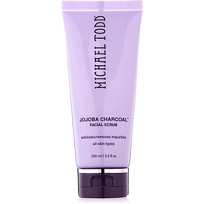 Michael Todd Beauty Online Only Jojoba Charcoal Facial Scrub