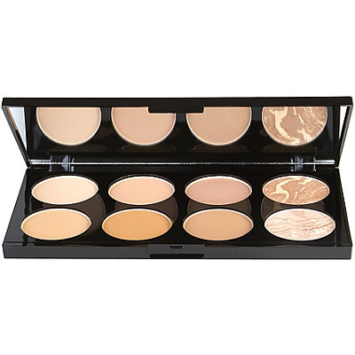 Makeup Revolution Ultra Bronze Palette