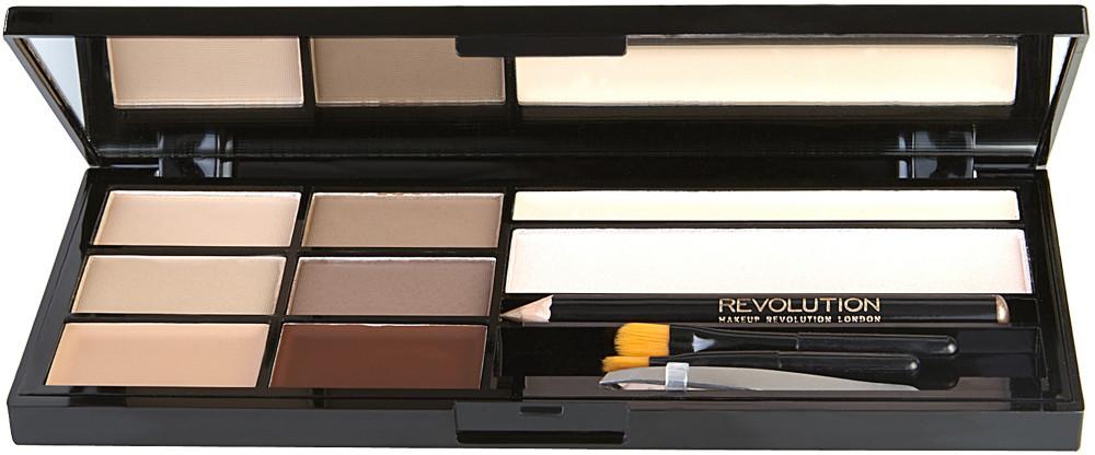 Makeup Revolution Ultra Brow Palette Ulta Beauty