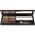 Makeup Revolution Ultra Brow Palette Medium to Dark (online only)