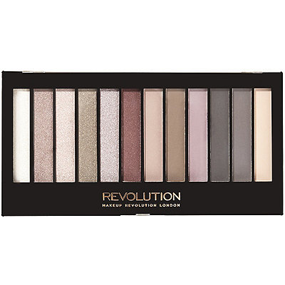 Makeup Revolution Romantic Smoked Redemption Eyeshadow Palette