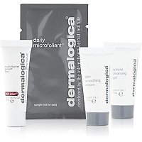 Receive a free 4-piece bonus gift with your $50 Dermalogica purchase
