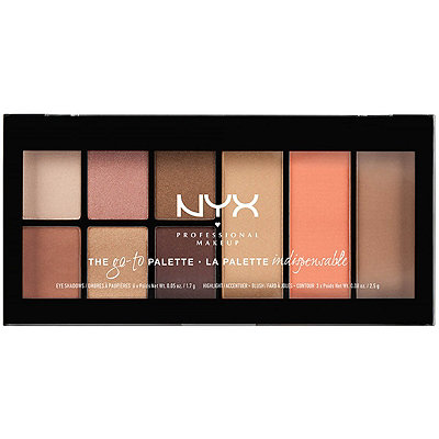 Nyx Cosmetics Go-To Palette