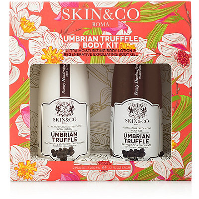 SKIN&CO Online Only Umbrian Truffle Body Duo