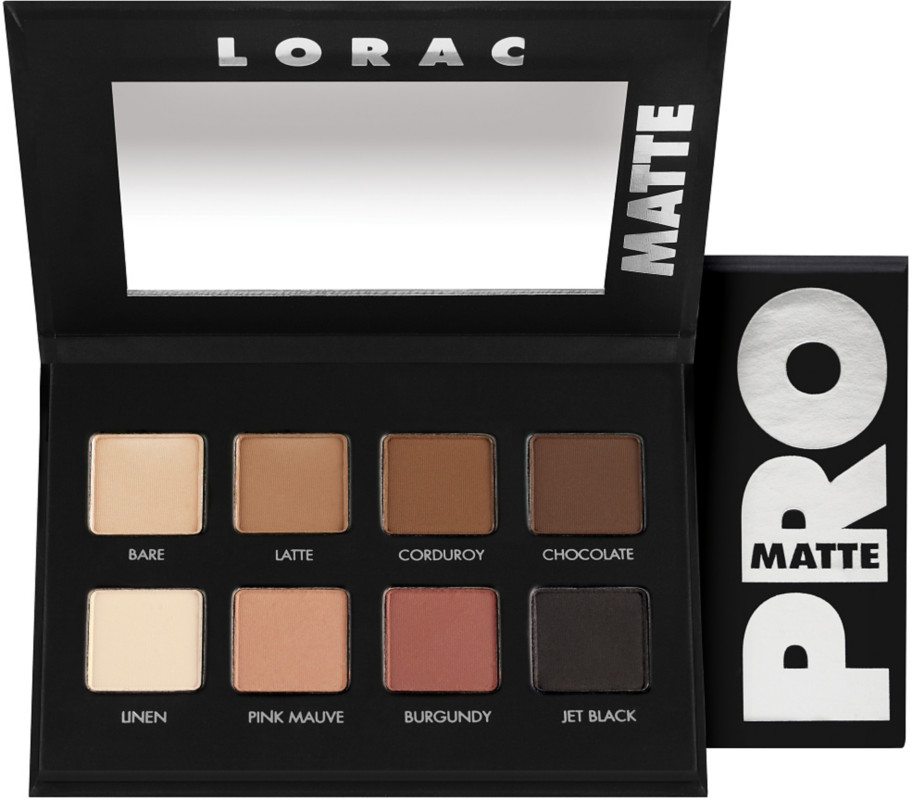 Eyeshadow Palette – LORAC Eyeshadow Palette – Smokey / Neutral