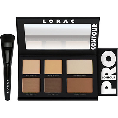 LoracPRO Contour Palette with Contour Brush