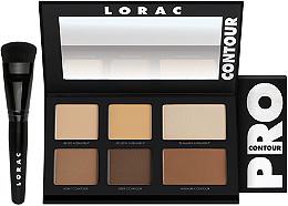 LORAC  PRO Contour Palette with PRO Contour Brush
