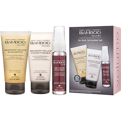 Bamboo Volume ''Try Me'' Kit