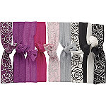 KarinaRosette Twist Ties 10 Pc