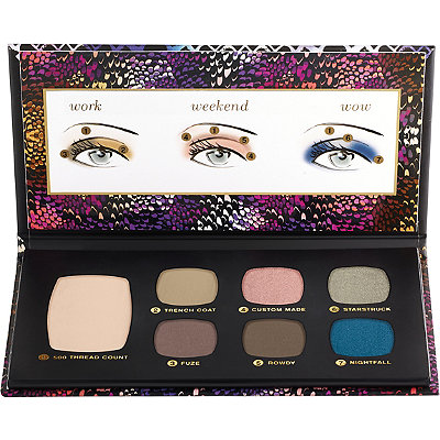 BareMineralsOnline Only FREE Work%2C Weekend%2C Wow READY Eye Shadow Palette w%2F any %2460 bareMinerals purchase