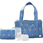 CaboodlesOvernight Trio 6 Pc Bag Set