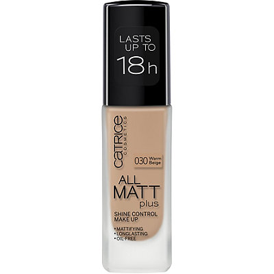 CatriceAll Matt Plus Shine Control Makeup