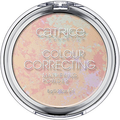 CatriceColour Correcting Mattifying Powder