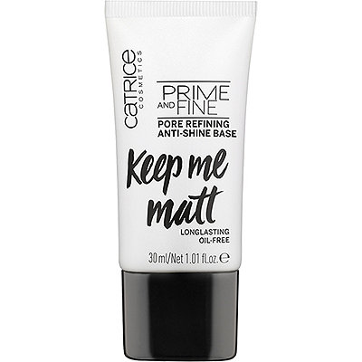 Catrice Prime %26 Fine Pore Refining Anti-Shine Base
