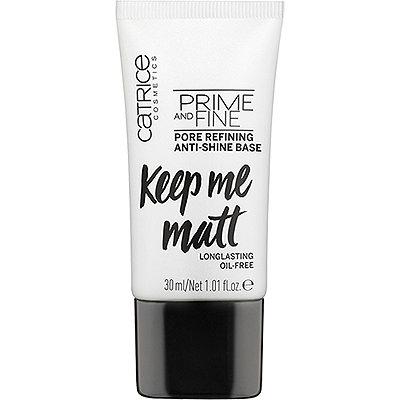 CatricePrime & Fine Pore Refining Anti-Shine Base