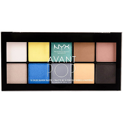 Nyx Cosmetics Avant Pop%21 Surreal My Heart Shadow Palette