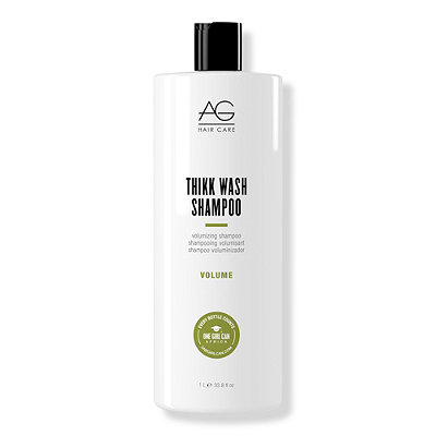 AG HairVolume Thikk Wash Volumizing Shampoo