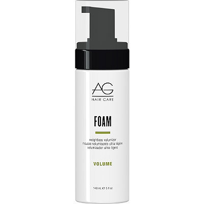 AG HairVolume Foam Weightless Volumizer