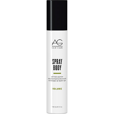 Volume Spray Body Soft-Hold Volumizer