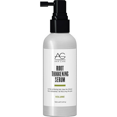 AG Hair Volume Root Thikkening Serum For Fine To Thinning Hair