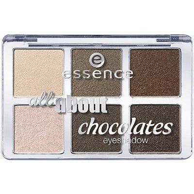EssenceAll About Chocolates Eyeshadow