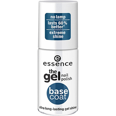Essence The Gel Nail Polish Base Coat