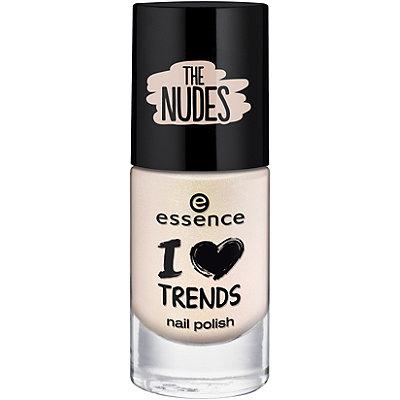EssenceI Love Trends! Nail Polish The Nudes