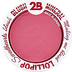 2B ColoursOnline Only Mineral Blush Lollipop