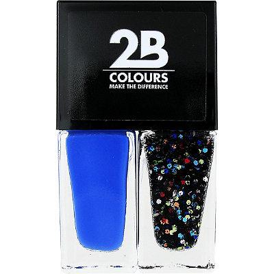 2B ColoursOnline Only Nail Polish Duo