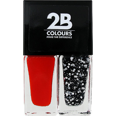 2B Colours Online Only Nail Polish Duo