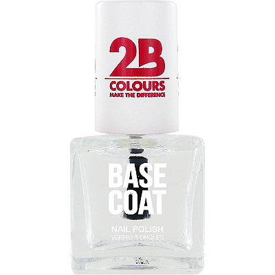 2B Colours Online Only Base Coat Nail Polish