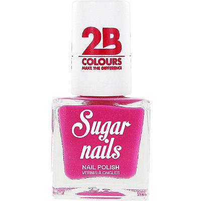 2B ColoursOnline Only Sugar Nails Nail Polish