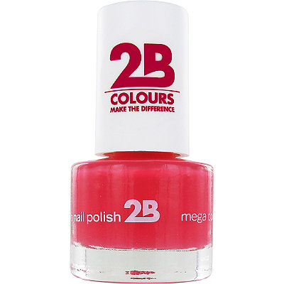 2B Colours Online Only Mega Colours Mini Nail Polish