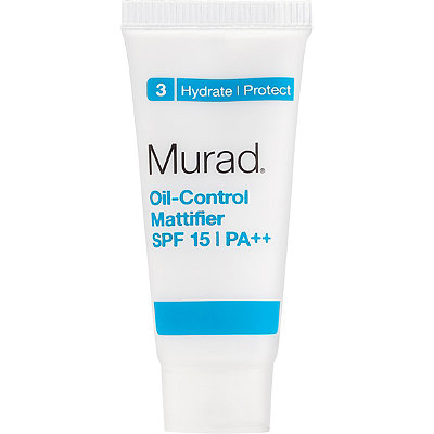 FREE Oil-Control Mattifier SPF 15 w/any $55 Murad purchase